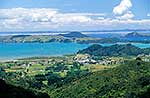 Coromandel townshipand harbour