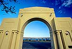 Art Deco Arch in Napier