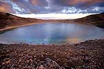 Blue Lake, Mt Tongariro