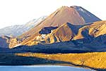 Mt Ngauruhoe and Red Crater