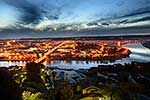 Wanganui City and River