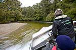 River jet boating, Southland