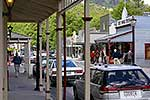 Shoppers, Arrowtown main street