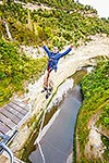 Bungy jumper, Taihape