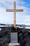 Shackleton's Ross Sea party cross