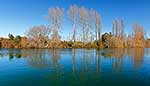 Waikato River, winter