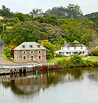 Historic buildings Kerikeri Inlet