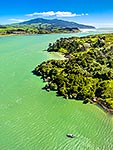 Raglan Harbour and Mt Karioi, Waikato